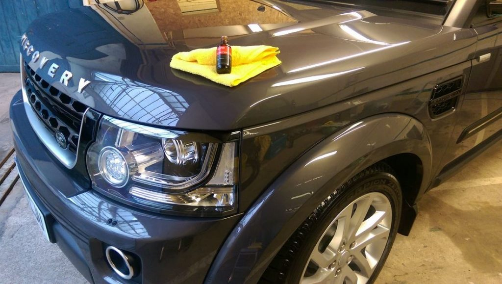 ceramic car paint protection